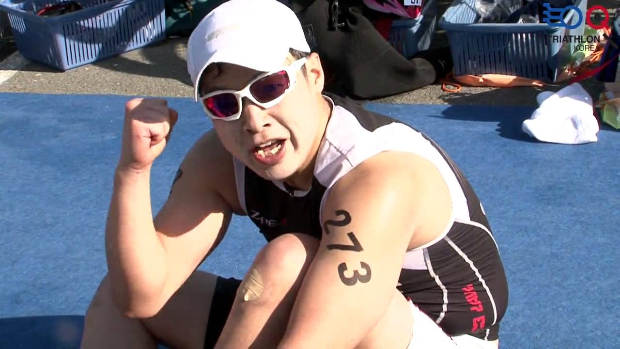 2015 통영 ITU트라이애슬론월드컵대회 영상