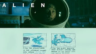 ALIEN (1979) | From Storyboard to Screen | ALIEN ANTHOLOGY