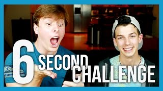 The 6 Second Challenge! with Matthew Schueller | Thomas Sanders