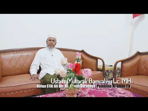 Tahniah Selamat Idul Fitri 1439 H - Ustadz Mubarak Bamualim, Lc, MHI