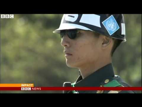 Koreas hold rare high level talks