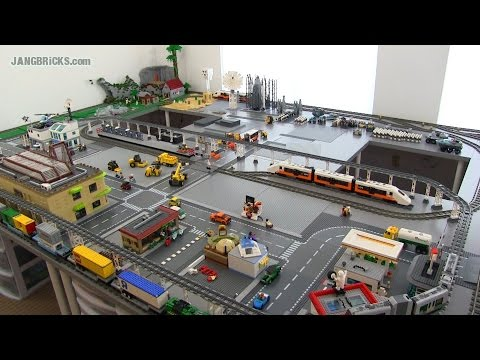 JANGBRiCKS LEGO City update Oct. 11, 2014