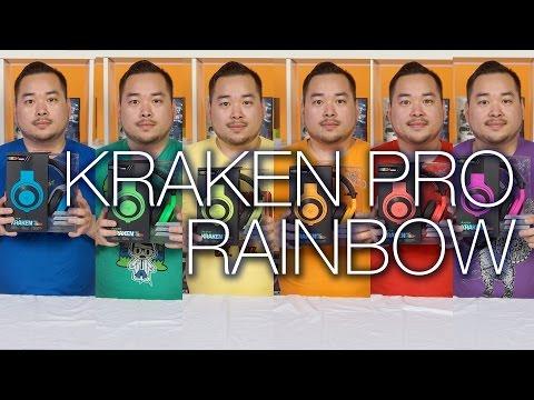 Razer Kraken Neon Pro Unboxing and Review