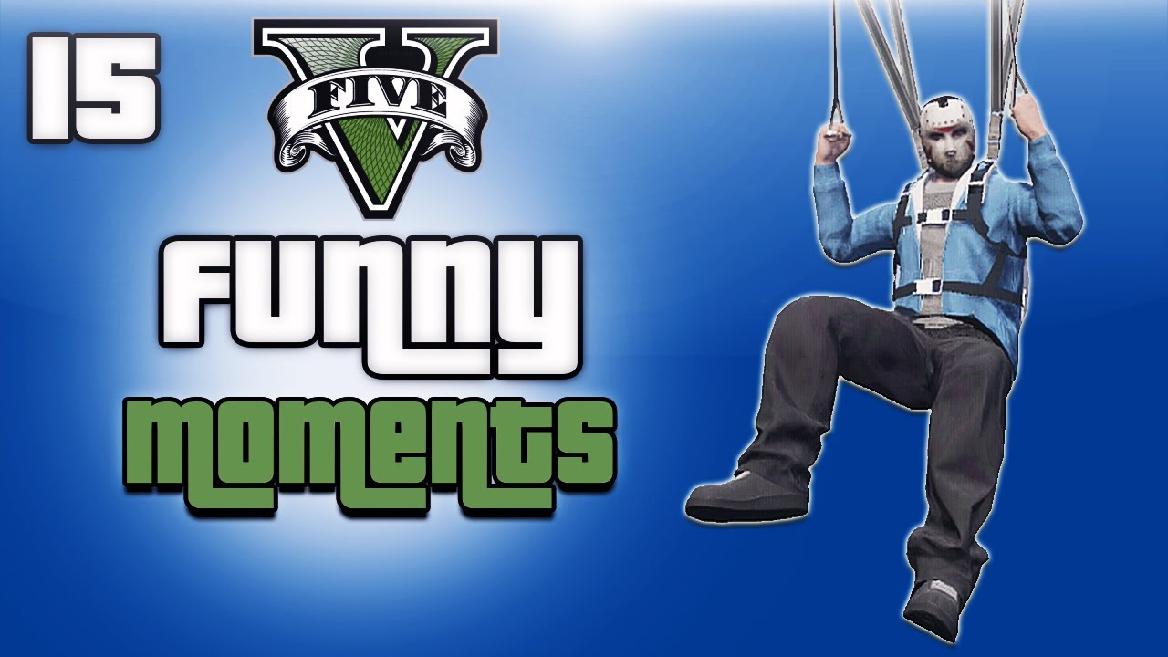 GTA 5 Online Funny Moments Ep   H20 Delirious Costume