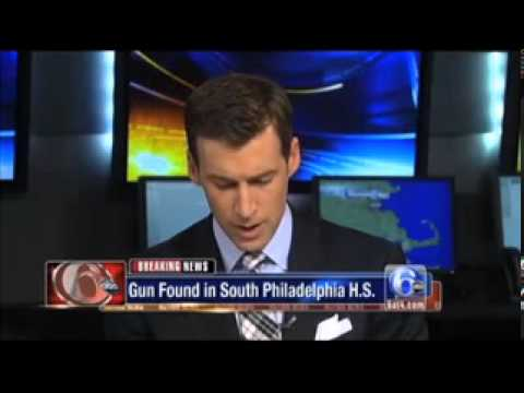 Gun Found In South Philadelphia High School 2013
