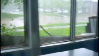 Carbondale Derecho Storm - 5/8/09