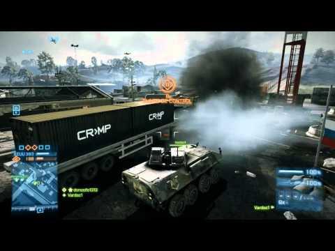Battlefield 3 ( Jugando ) ( Online ) ( Parte 1 ) En Español por Vardoc