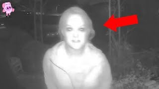 Scary Footage Caught by Ring Doorbell Security Cameras  from Slapped Ham