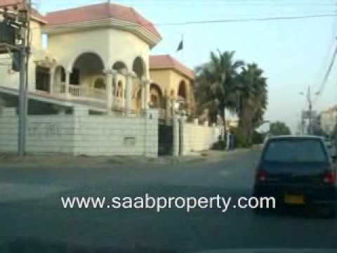 26th street, phase 5, phase 6, dha, defence, karachi, pakistan PROPERTY REALESTATE.wmv