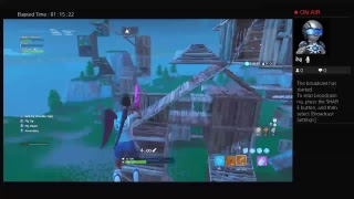 Playing fortnite OVER-200-WINS