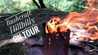 Bushcraft in Hagen / Bushcraft-Hillbilly