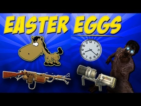 Black Ops 2 Zombies: Tranzit Easter Egg - Hidden Horse. Clocks. Two Buses. Orbs - Questions Answered