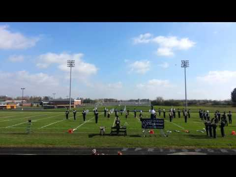 East Jackson High School Band @ Springport: Teenage Dream