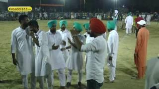 (16) Paiden (Sangrur) Kabaddi Tournament 15 Sep 2016