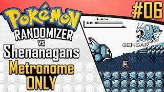 Pokemon Randomizer METRONOME ONLY Race vs Shenanagans #6