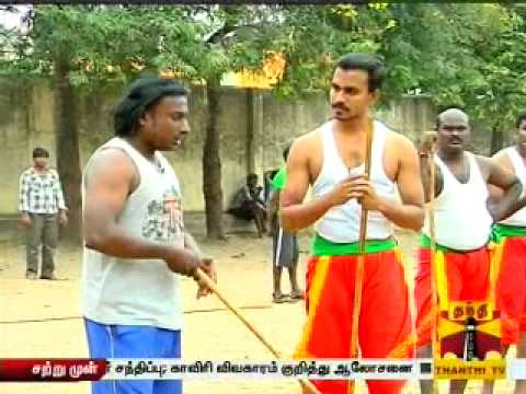 Chennai Silambam - Rejuvanating the Lost Martial Art