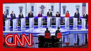 CNN commentators recap first 2020 Democratic presidential debate