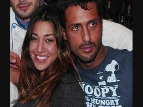 Belèn Rodrìguez e Fabrizio Corona