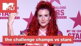 'Justina Valentine Steps Up' Official Sneak Peek | The Challenge: Champs vs. Stars | MTV