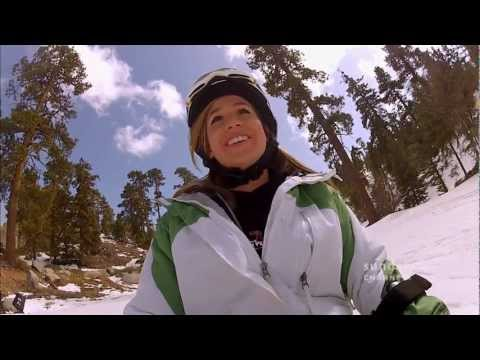 That was cool - Skiing | PUSH GIRLS | Sundance Channel