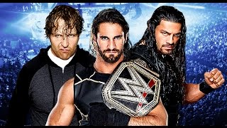 Dean Ambrose vs Seth Rollins vs Roman Reigns Wrestlemania 32 Promo  HD