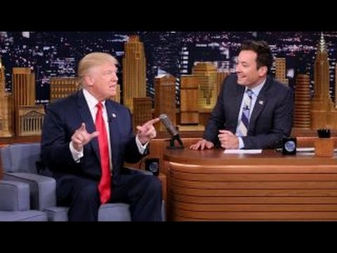 Trump uses humor to fight criticism