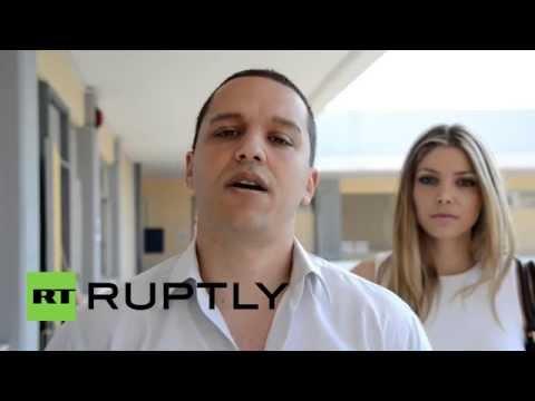 Greece: Golden Dawn heralds 'new beginning for Europe'