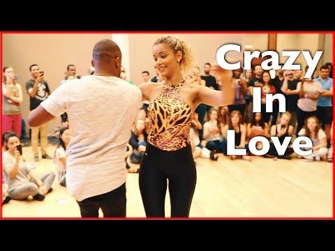 Beyonce - Crazy In Love (Cover) | Fernanda da Silva & Carlos da Silva | DC Zouk Festival 2018