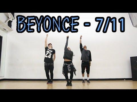Beyonce - 7 11 Dance Video | mattsteffanina Choreography (intermediate Hip Hop Routine) video