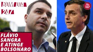 Bom dia 247 (22.1.19) – Flávio sangra e atinge Bolsonaro
