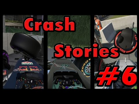 F1 2016 - CRASH STORIES #6