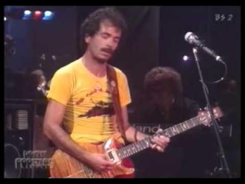 Carlos Santana - Europa (Live-1982)ムービー.mpg
