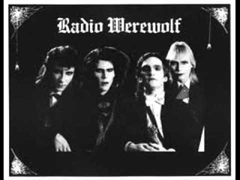 Radio Werewolf - 1960 Cadillac Hearse