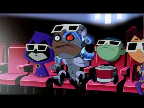 NEW TEEN TITANS - DC NATION Animation TV Cartoon Promo Clip 1 for CARTOON NETWORK