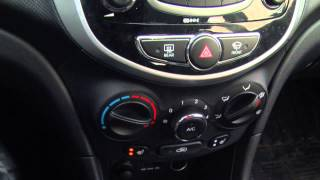 Тест Драйв Hyundai Solaris 1.6 механика зимой в мороз -20
