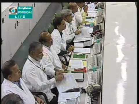 india launch chandrayaan-1 PSLV-C11 : live video on wahgujarat.