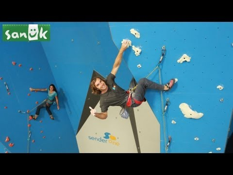 Sender One: Chris Sharma Climbing Gym (Grand Opening Promo)