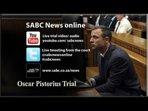 Oscar Pistorius Trial: Tuesday 4 March 2014, Session 4