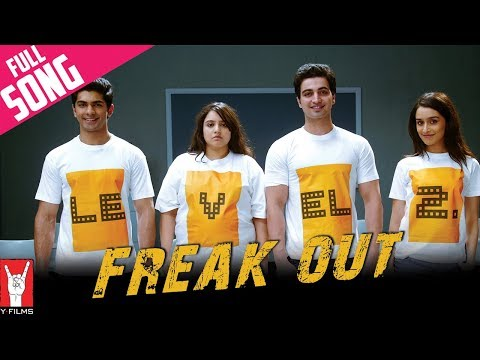 Freak Out - Full Song - Luv Ka The End