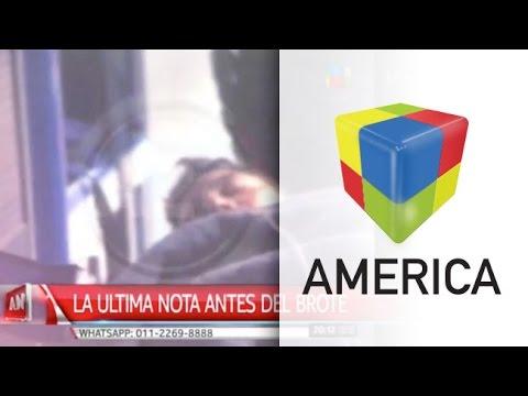 Matías Alé en su última entrevista: Mi único referente es Dios