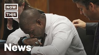 Football Star Exonerated After 10-Year Wrongful Conviction | NowThis