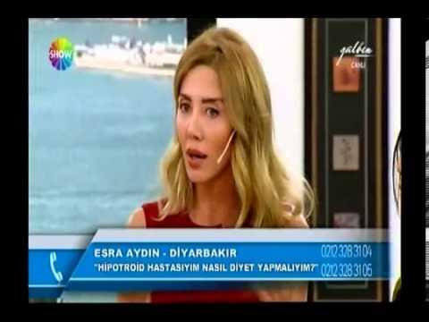 Dr. Ayşegül Çoruhlu - Gülben Programında Alkali Yaşamı Anlatıyor | www.betaalkaliyasam.com