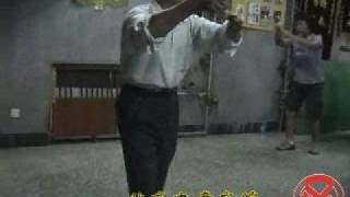 意拳锻炼 Yiquan training,10-19, pt 1-10, 下发力 Releasing Force