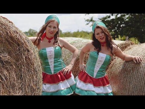 Pacsirták-Piros csizmám,jaj de kifényesítem(Official music video)