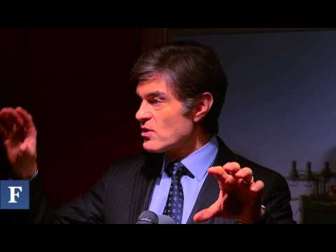 Dr. Oz's Prescription For Change