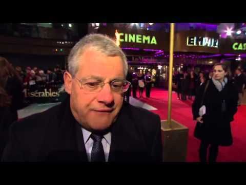Cameron Mackintosh London Premiere! Les Misérables