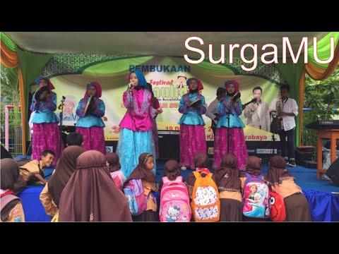 Ungu - SurgaMU (DJ's Samroh Family Cover)