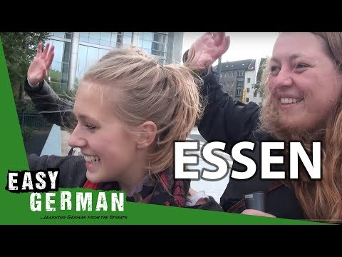 Easy German 57 - Im Ruhrpott (Essen Edition)