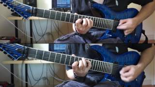 NE OBLIVISCARIS Benjamin Baret -  Pyrrhic (Guitar Playthrough)
