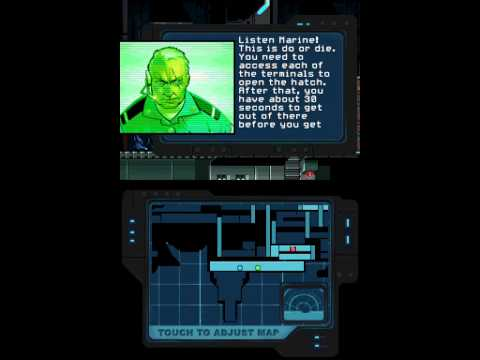 Nintendo DS Longplay [068] Aliens - Infestation
